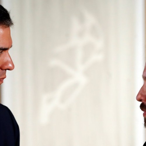 Podemos and Socialists reach agreement for future Spain's coalition government