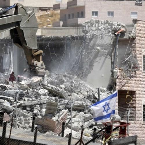 EU expresses concern over Israeli demolition of Palestinian buildings