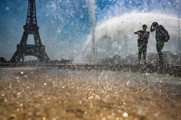 Last month was world's third-hottest July on record – EU scientists