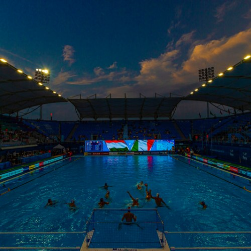 Italy wins waterpolo Gold at FINA World Championships