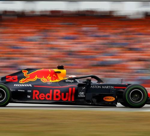 Max Verstappen wins chaotic F1 race