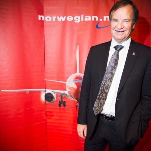 Norwegian Air CEO steps down