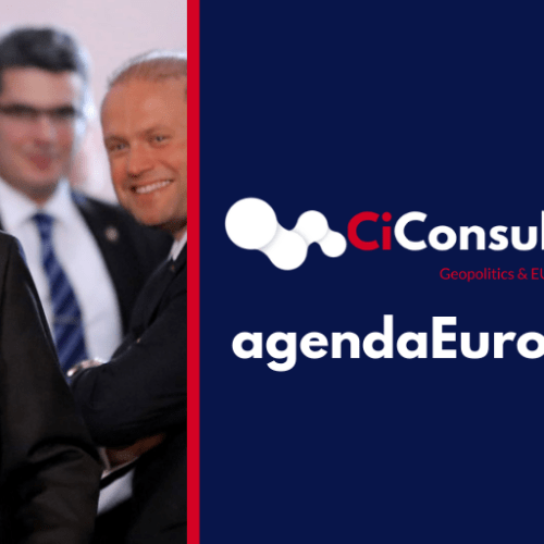 Corporate Dispatch Europe Explained – Agenda Europe – The Week Ahead