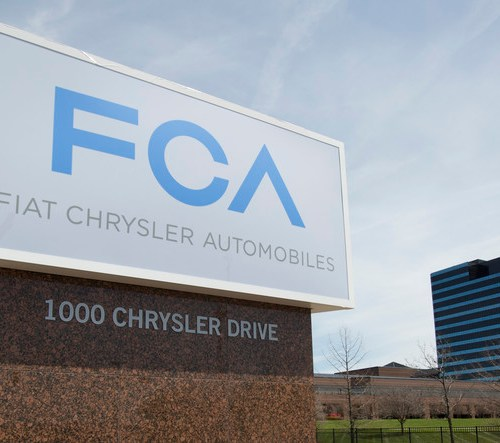 Pickups drive Fiat Chrysler to 14% profit hike