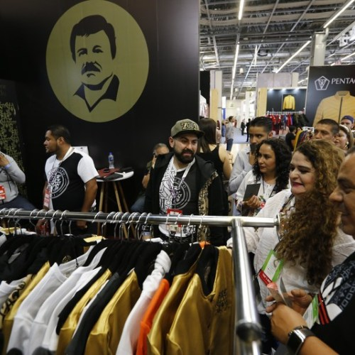 Photo Story: The Chapo Guzman look