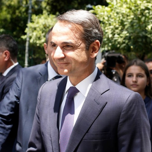 Greek Prime Minister in Cyprus for official visit