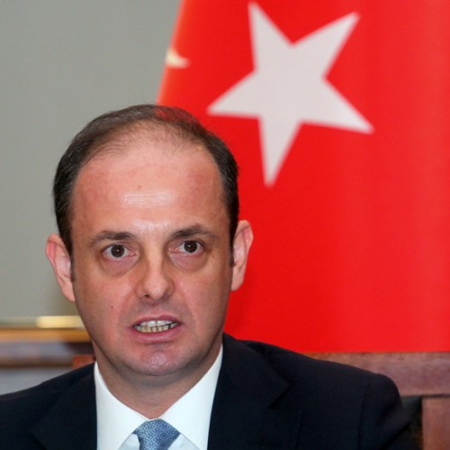 Turkish central bank chief fired