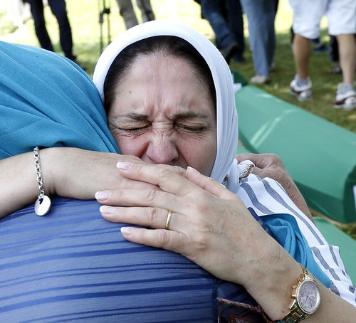 Photo Story: The 24th anniversary of the Srebrenica massacre