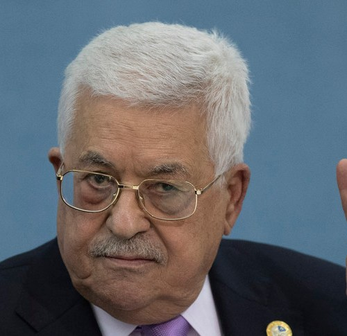 Palestinian leader Abbas to stop all agreements with Israeli