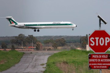 Ryanair to appeal against state funds injected into new Alitalia