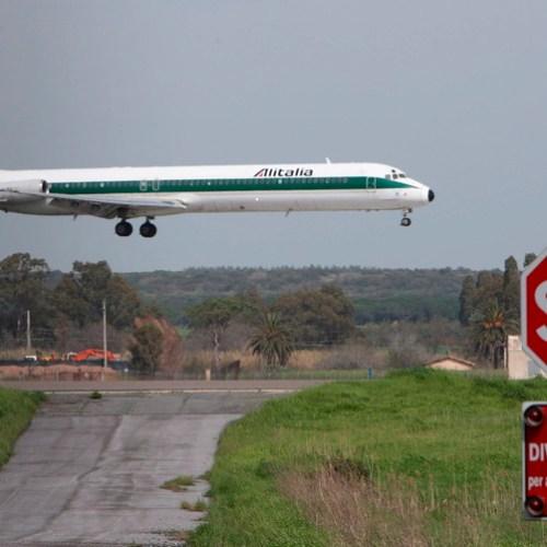 Alitalia strike set for Friday moved to September 6
