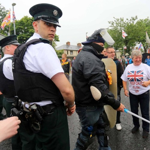 New Northern Irish police chief warns of detrimental Brexit impact to peace
