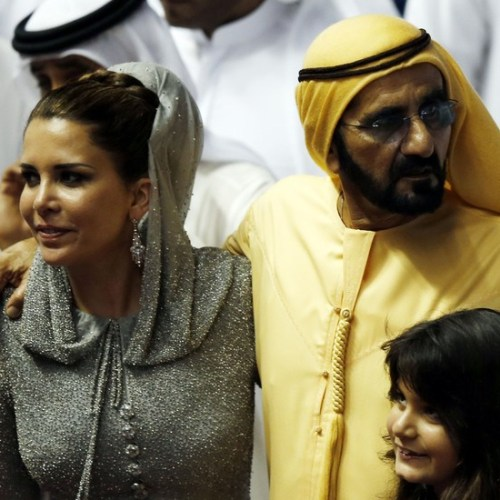 Wife of ruler of Dubai reported to have escaped to the UK