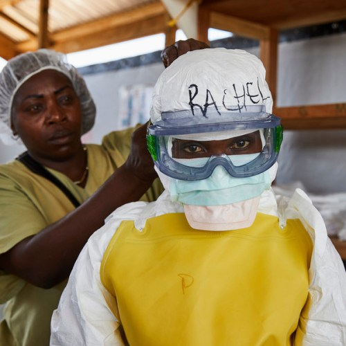 Second Ebola case confirmed on border with Rwanda