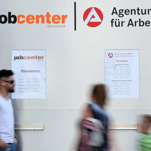 German unemployment rises less than expected in July