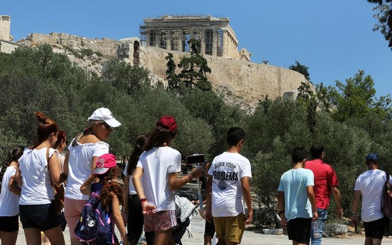 Greece faces row over wheelchair pathway at Acropolis
