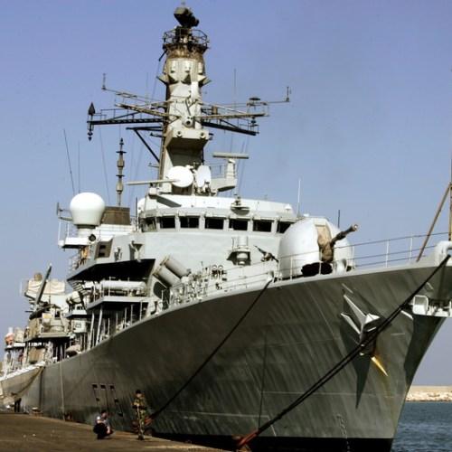 Britain sending third warship to Gulf