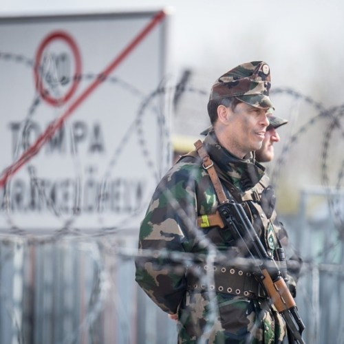 Brussels takes Hungary to court for criminalising activities that help asylum seekers