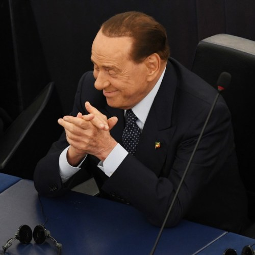 Berlusconi's health condition improving