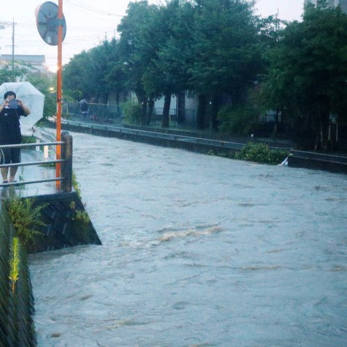 Photo Story: Floods in Japan