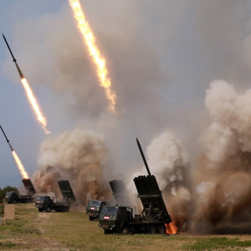 Second missile launch in a week by North Korea