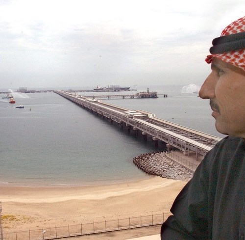 Kuwait moves to protect its ports