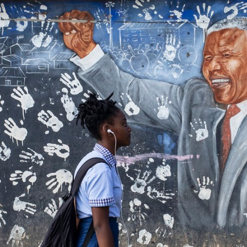 'Emulate his example' urges UN chief as world celebrates Nelson Mandela