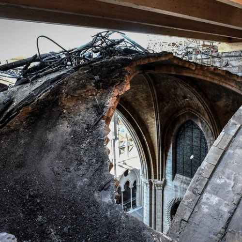 Lawsuit over lead poisoning danger from Notre-Dame blaze