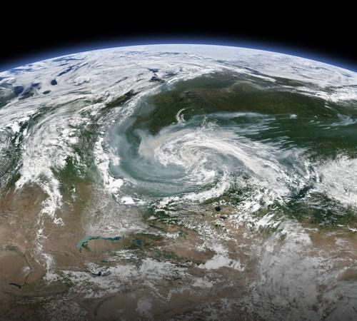 Russia declares emergency over huge wildfires in Siberia
