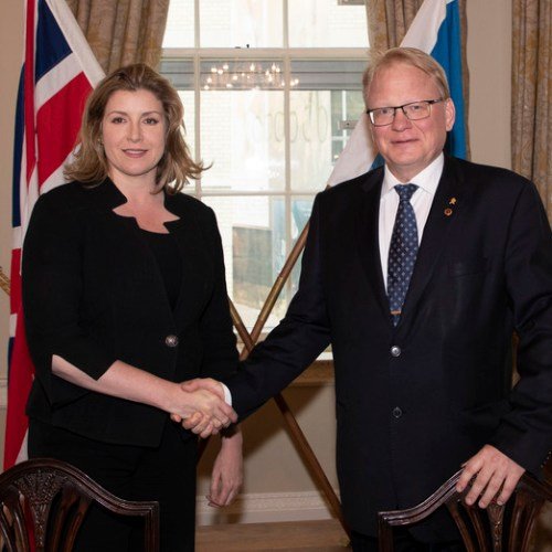 UK and Sweden partner on future combat air