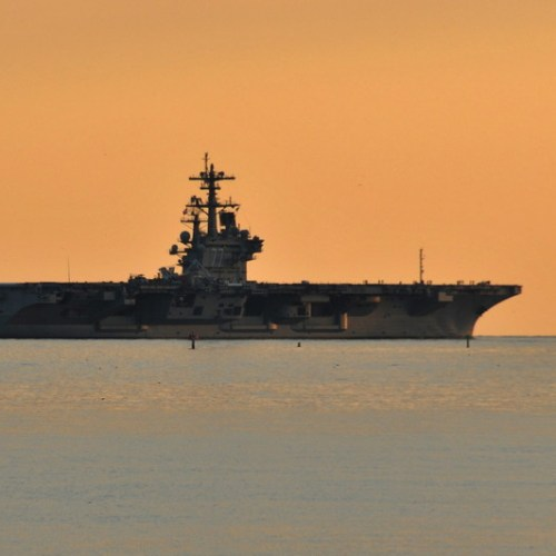 US wants an international military coalition to safeguard waters in the Gulf