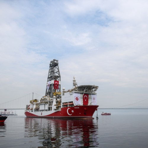EU Suspects Turkish Drilling Ship has Started Operation Off Cyprus