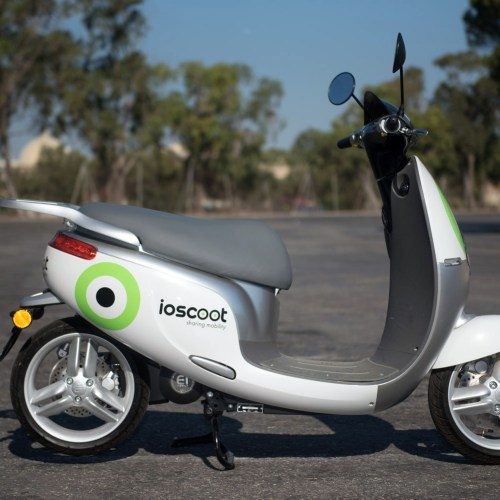 IoScoot celebrates a year of growth