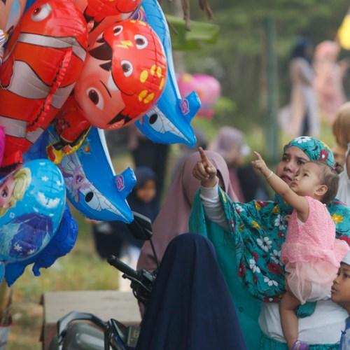 Photo Story: The Eid al-Adha celebrations