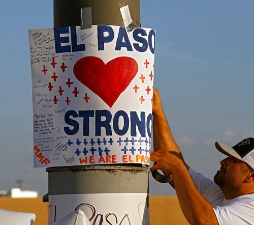 Trump to visit El Paso and Dayton