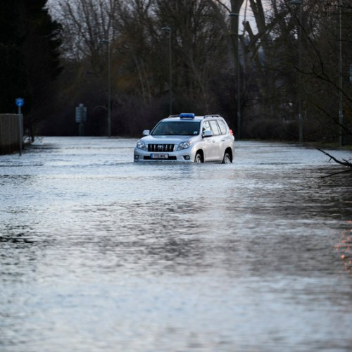 Severe flooding brings disruption to parts of England