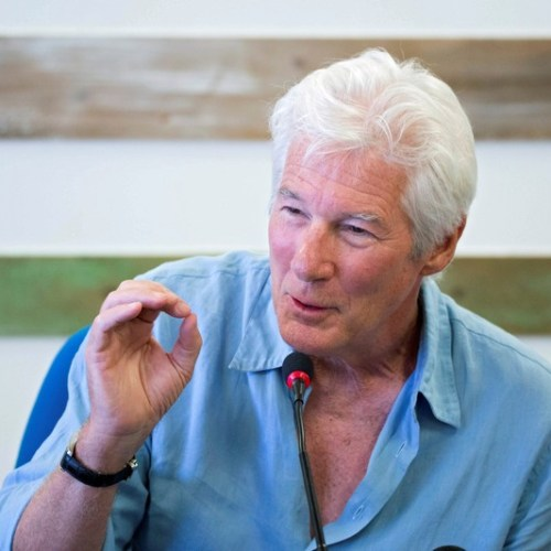 Richard Gere and Matteo Salvini clash over migrants