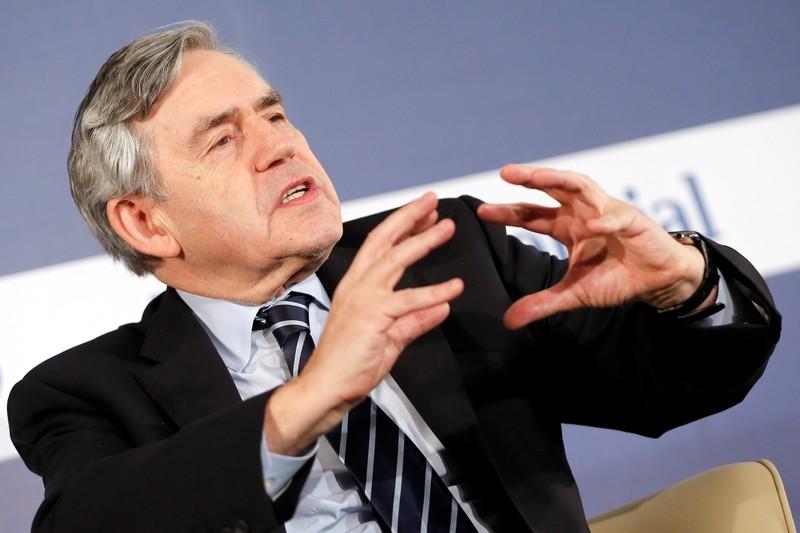 Former UK Prime Minister Gordon Brown appointed WHO Ambassador for Global Health Financing