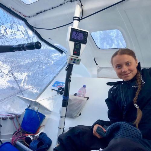 I have Asperger's, sometimes I'm a bit different – being different is a superpower – Greta Thunberg