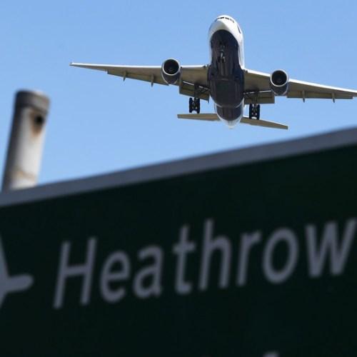 Monday's Heathrow strike suspended