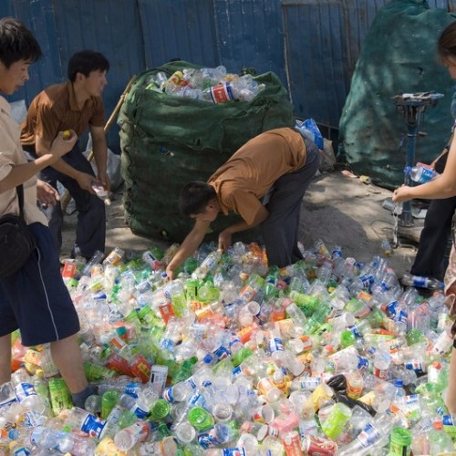 AI deployed in streamlining domestic waste sorting in China