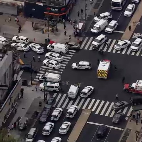 Developing Story: Shooting situation in Philadelphia