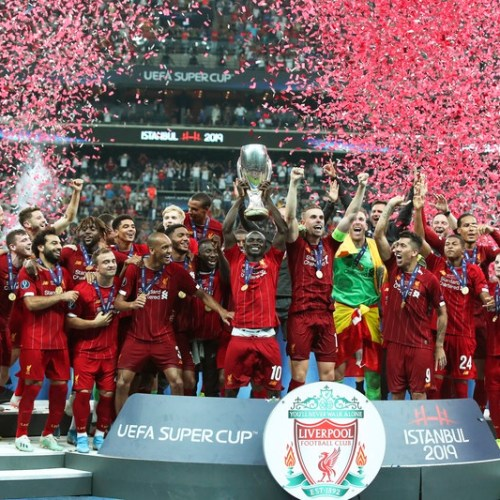 UEFA Super Cup's victory makes Liverpool the most successful team in England