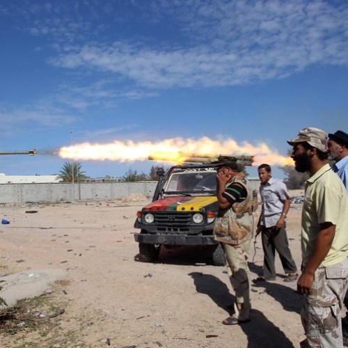 Heavy clashes in southern Tripoli as Libyan Army advances