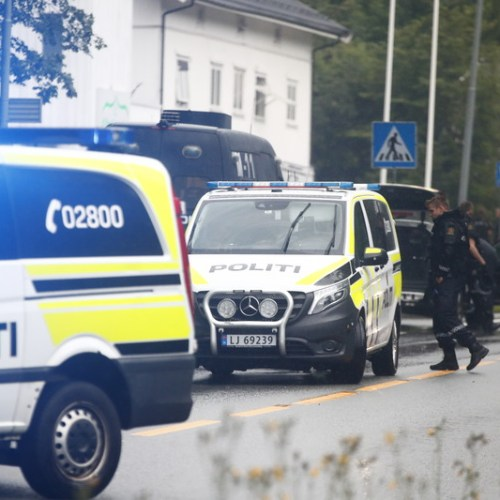 Norway mosque shooting investigated as terrorist act