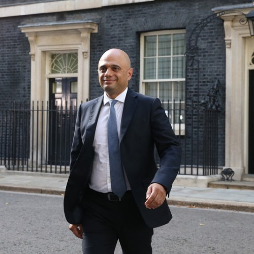 British health minister tests positive for Covid-19