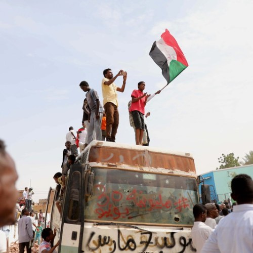 Military and opposition in Sudan agree constitutional declaration