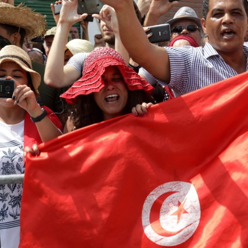 Tunisia's largest party Ennahda names its first-ever candidate for presidential elections