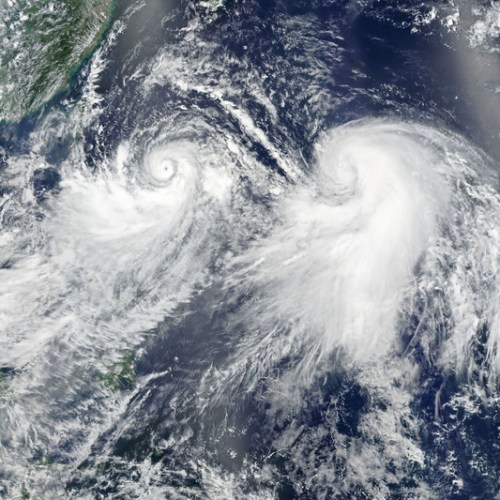 China on red alert as Typhoon Lekima approaches