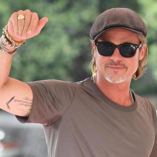 Brad Pitt brand ambassador for coffee machine maker De' Longhi